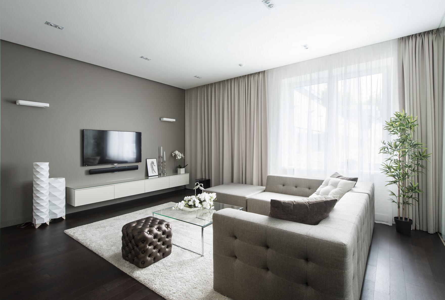 Гостиная Мебель Интерьер В Москве