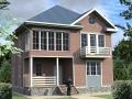 Проекты кирпичных домов