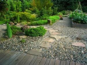 Создать сад с минимальными затратами
