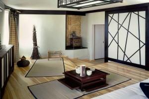 Дизайн интерьера японского дома