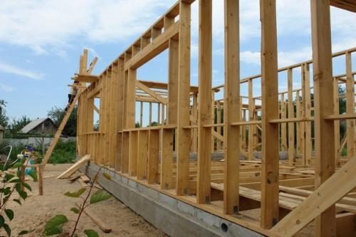 Строительство стен вашего дома