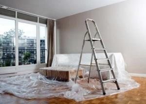 Ремонт без поврежденной мебели