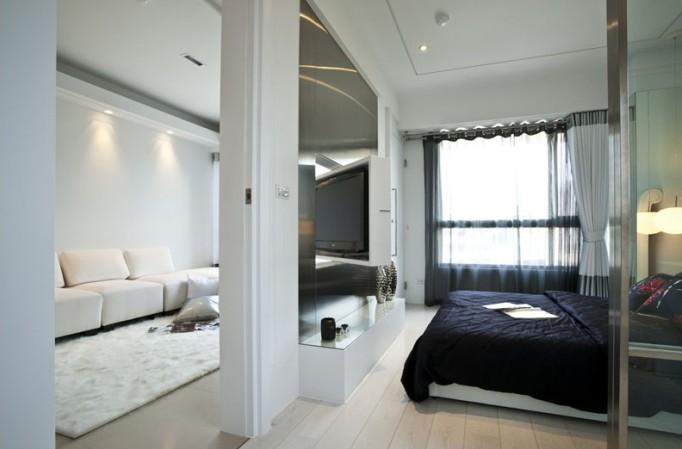 Многофункциональность спальни