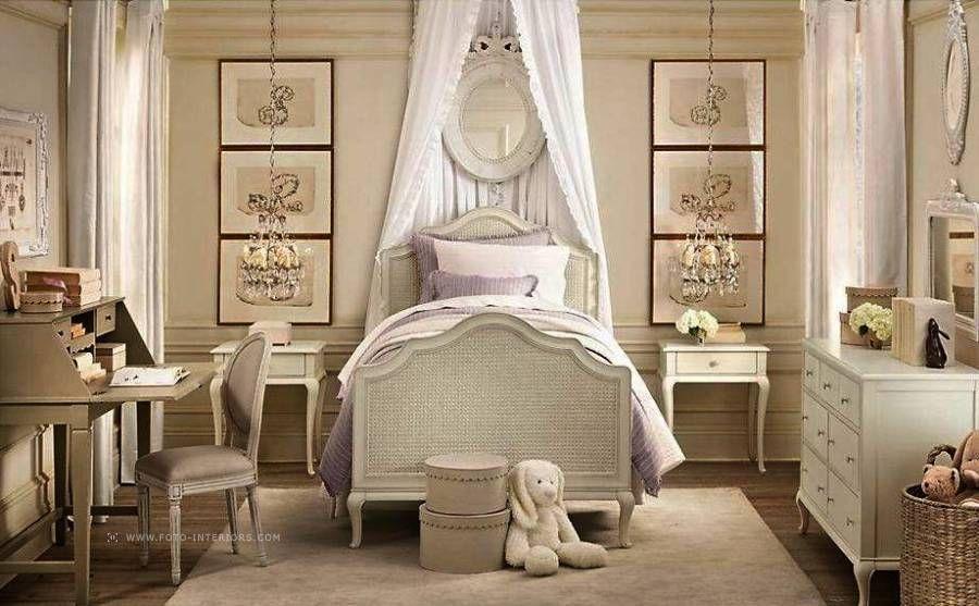 Оформление комнаты в королевском стиле