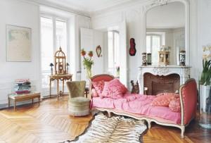 Дизайн интерьера - Романтизм