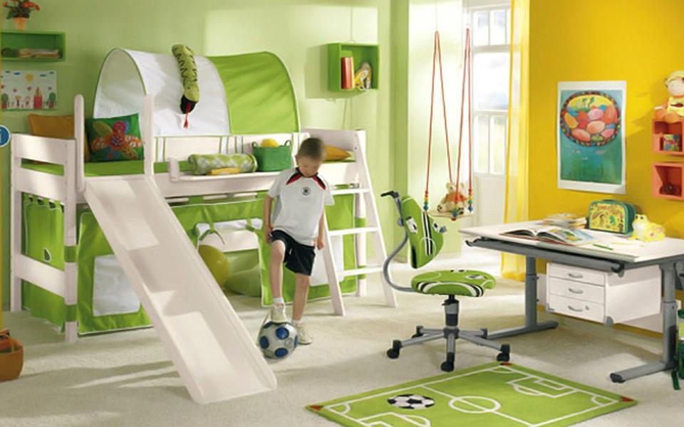 Какие есть дизайны комнат