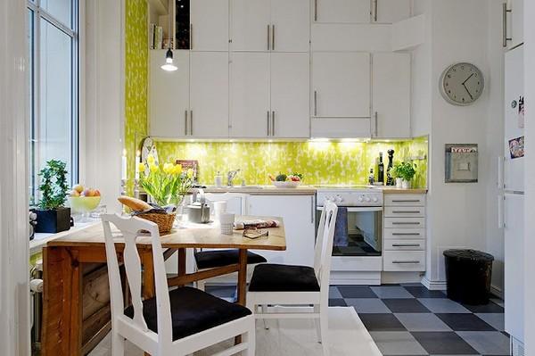 Ремонтируем маленькую кухню