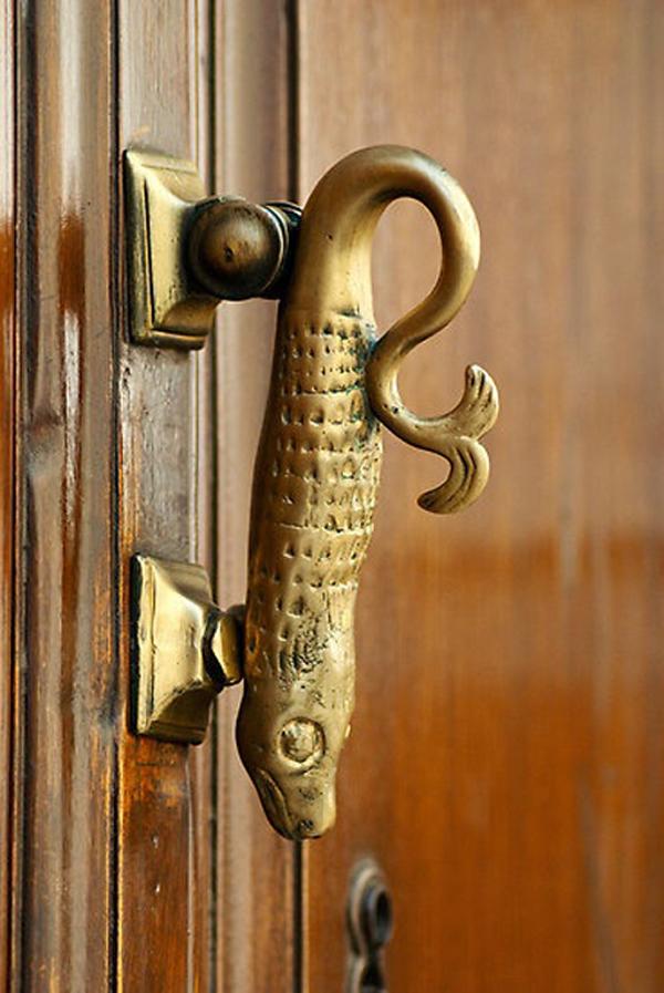 дверные Ручки стационарного вида