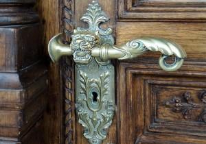 ручка для входной двери