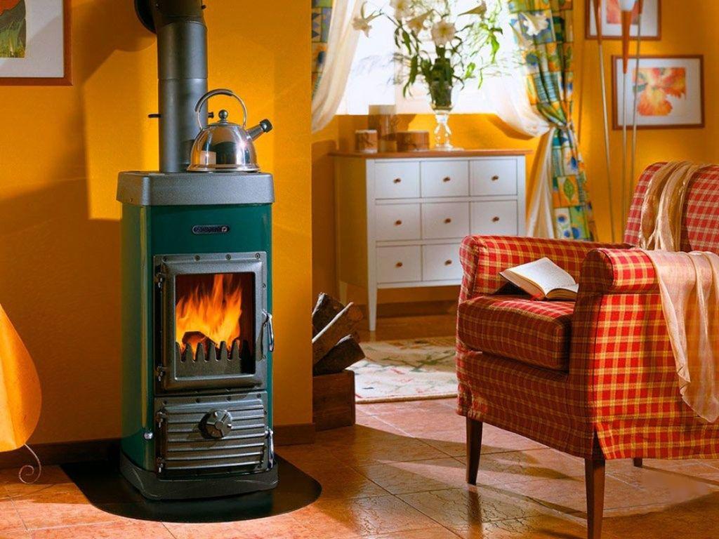 Котлы отопления для частного дома на дровах своими руками