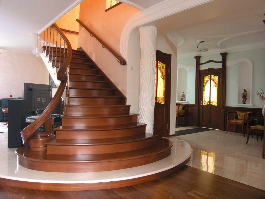 Типовые лестницы