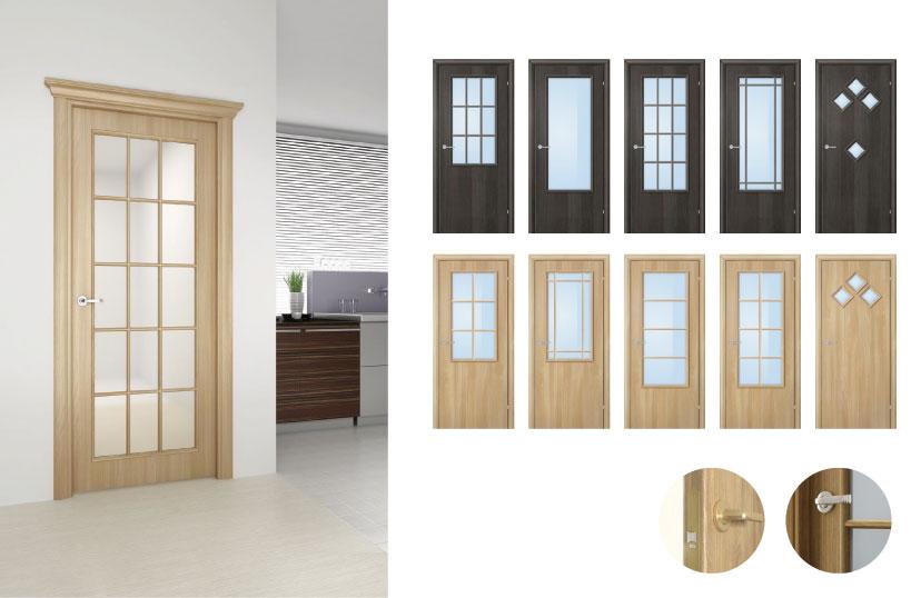 Двери Оптима