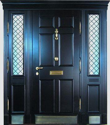 двери из металла по индивидуальному проекту