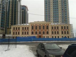 Училищный дом