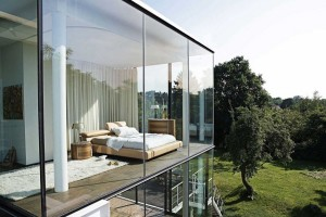 балкон с панорамным остеклением