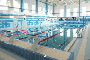 новый спортивный центр в Поронайске