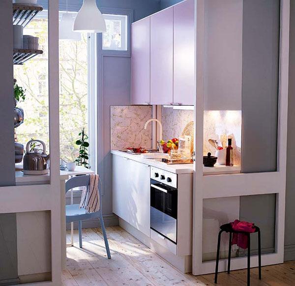 Небольшая кухня ремонт