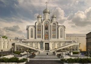 возведения Храма Исповедников и Новомучеников Российских на крови