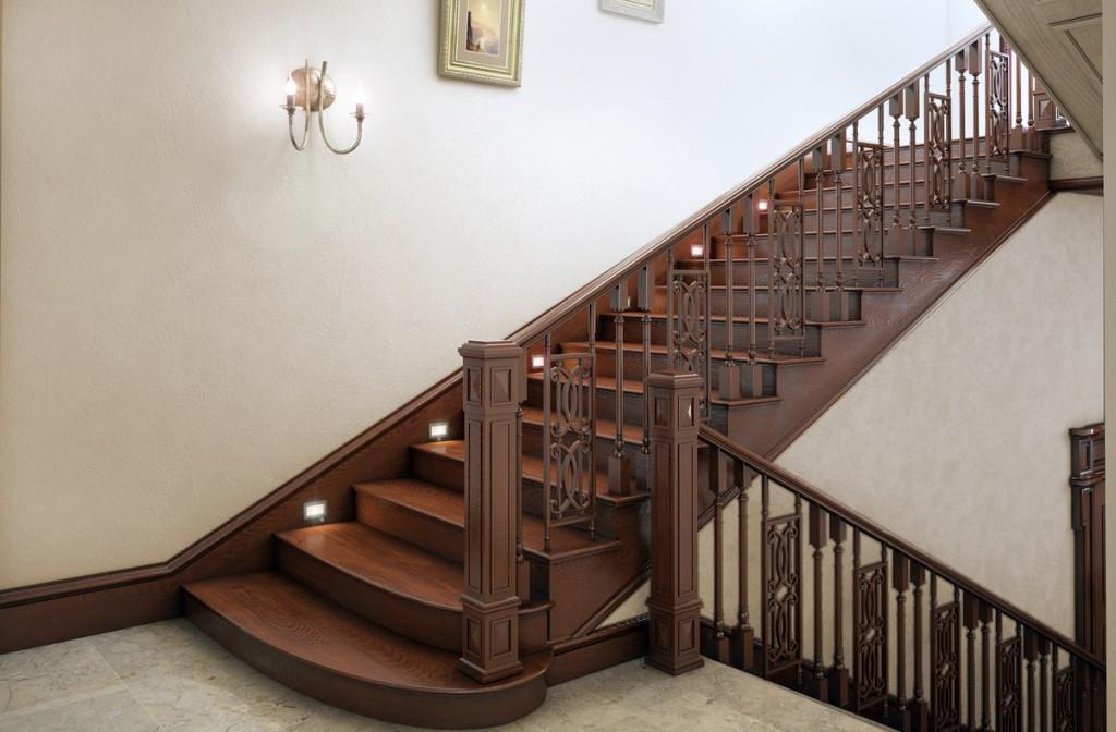 Стандартная лестница