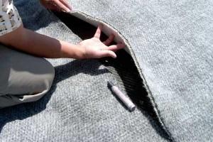 Гидроизоляционные маты из бетона