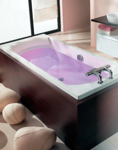 Французские акриловые ванны