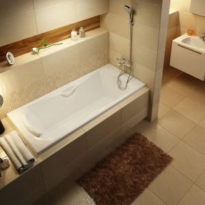 Чешские акриловые ванны