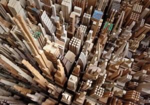 небоскребы из дерева