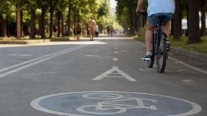 велосипедные дорожки с рекламой