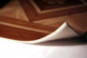 Подготовка поверхности для линолеума