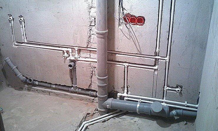 Как сделать водопровод своими руками в квартире