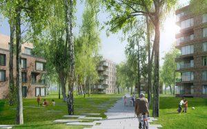 Жилой комплекс «Парк Рублево»