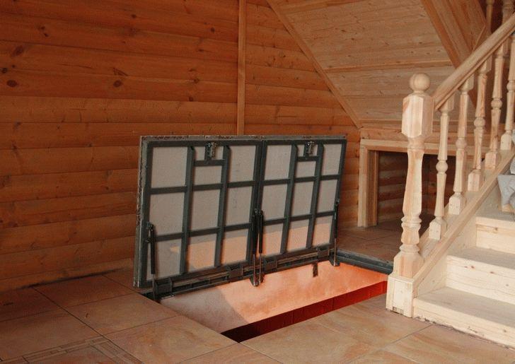 Стоит ли делать подвал в доме из бруса? Ремонт и Строительство
