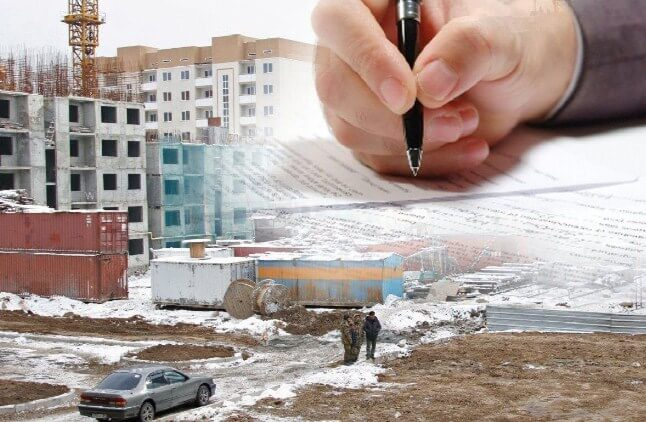 закон «Об участии в долевом строительстве