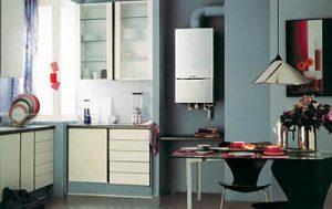 система автономного отопления в квартире
