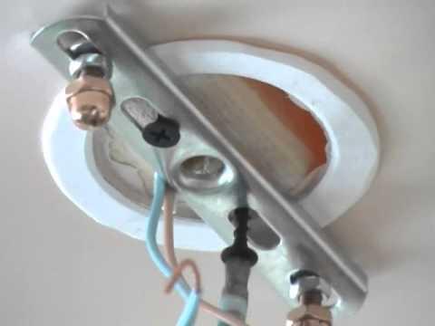 автором как прикрепить люстру к натяжному потолку без крюка решили сменить