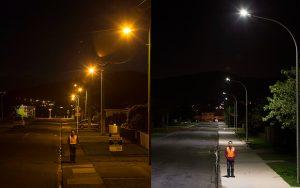 Светодиодные светильники для улиц