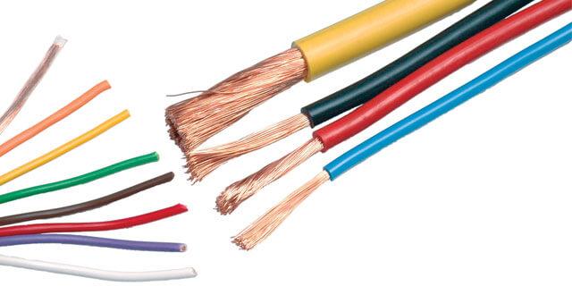 Кабели и провода для электрических сетей
