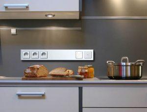 Электроснабжение кухни