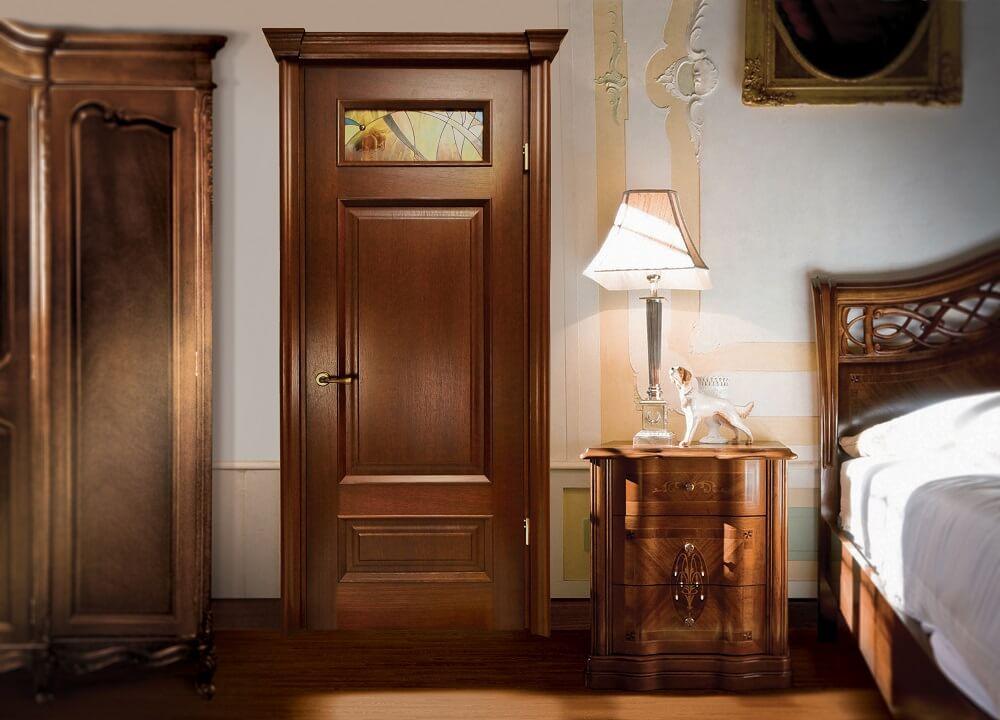 Межкомнатные двери из дерева