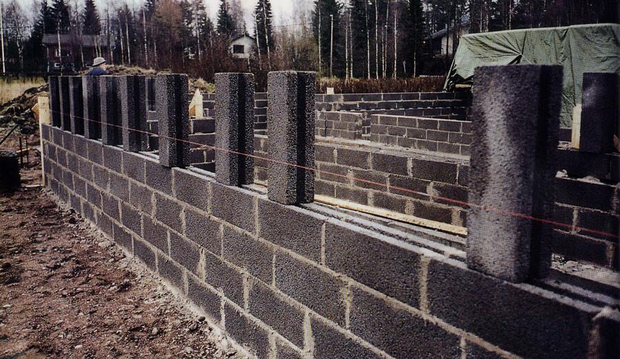 дом из керамзитобетонных блоков2