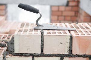 Строительство кирпичных домов зимой
