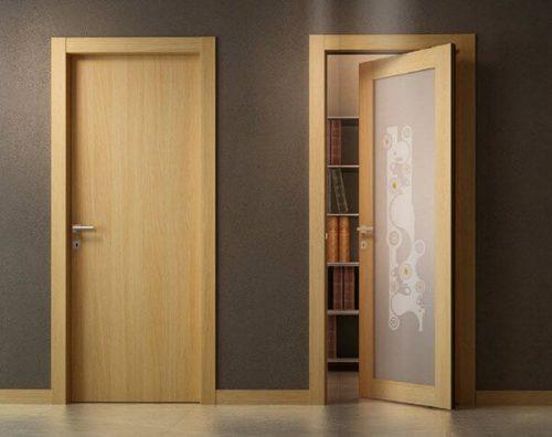 Межкомнатные ламинированные двери 2