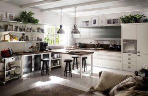 Дизайн интерьера на кухне