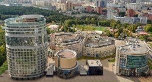 Лечебно-реабилитационный комплекс в Петербурге 2