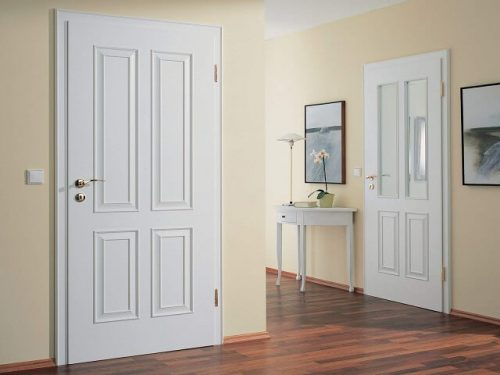 Филенчатые двери 2018
