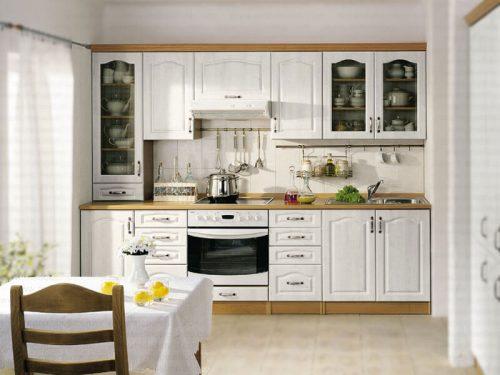 Дизайн интерьера на кухне 2