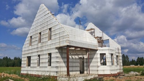 дома из Пенополистирола 2