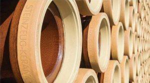 Керамические канализационные трубы 2