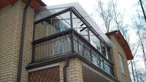 штраф за остекление балкона