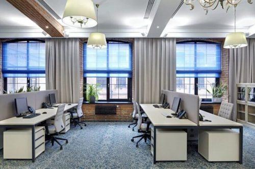 Классический стиль в офисе 2